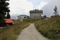 Rax - 16.August 2011 -  wieder gut bei der Bergstation angekommen