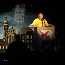 NK Faschingssitzung - 09.Jänner 2015 - Nr.057 - Der Buagamasta Mollram - Manfred Pürzel