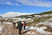 Schneeberg - 25.Oktober 2014_033 - Ein Teil geht auch nur bis zur ersten Hütte, in Schuhwerk das auch mehr nicht zulässt.