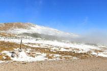 Schneeberg - 25.Oktober 2014_110 - ...und wieder ziehen Nebelschwaden...