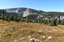 Rax - 06.Oktober 2012 - Schneeberg - herrlich die gute Luft