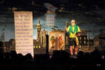 NK Faschingssitzung - 09.Jänner 2015 - Nr.045 - Der Buagamasta Mollram - Manfred Pürzel