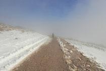 Schneeberg - 25.Oktober 2014_116 - ...auf den wieder Nebel folgt...