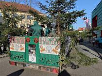 Neunkirchen Faschingsumzug 17.Februar 2015 - Nr.111