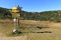 Rax - 06.Oktober 2012 - Schilderwald
