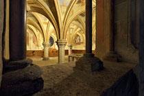 Stift Heiligenkreuz - 17.November 2014_051 Der Versammlungssaal der Mönche wird Kapitelsaal genannt.