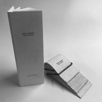 Pour une suite de textes inédits de Henri Martraix, une suite gravée et une mise à livre de Anik Vinay