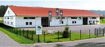 Lagerhalle in Buch