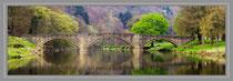 Ardennes, le pont de Bouillon