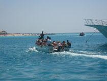 En bateau