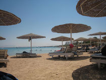 Plage à Hurghada