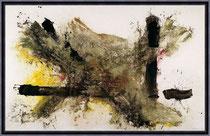 Kunstwerke v. Gabriele Musebrink - o.T. 240 x 150 cm