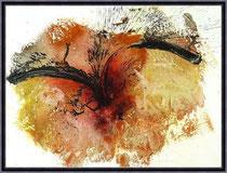 Kunst von Gabriele Musebrink - Entfaltung 150 x 120 cm