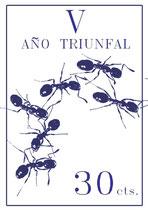 V Año Triunfal (detalle)