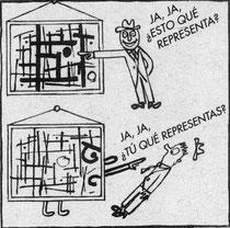 (Ad Reinhardt, 1948)