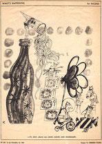 WHAT'S HAPPENING - Te diré, ahora me siento mucho más desalienado (Kalondi en la Revista Primera Plana, n° 207, Buenos Aires, 13 de diciembre de 1966)