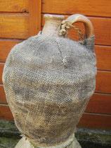 Rare plongeon col vernissé emmailloté de toile à sac d'origine , début XIXeme Languedoc