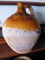 Rare plongeon de Castelnaudary XVIIIeme ,30cm, superbe couleur miel d'automne