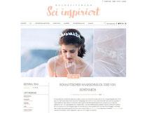 Schönmich Brauthaarschmuck Kollektion 2018 Fascinator Haarband Haarschmuck Bohohaarschmuck Strandhochzeit Hochzeit