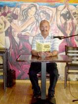 Bei einer Lesung in Berlin
