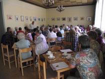Lesenachmittag bei Wittstocks Senioren
