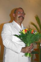 Meine Gäste ließen Blumen sprechen...