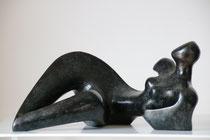 Anne Gaëlle Arnaud-bronze sculpture-Gabel-Galerie d'art Biot-Valbonne-Antibes