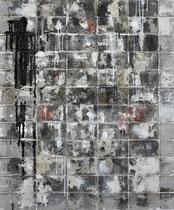 """Le fond de chaque Inox, est une oeuvre en soit, un """"mur"""" avec sa propre histoire, sa propre finition."""