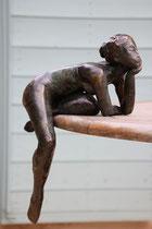 Anne Arnaud-Danseuse-Bronze 2/8 Anne Arnaud