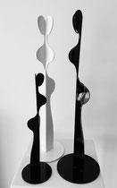 JOFFRES-Sculpture pliage, toutes tailles sur commande.galerie d'art Biot village