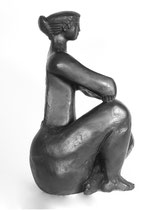 Antoniucci Volti, bronze 67cm, 1/8  Certificat de la Fondation Volti , Galerie Gabel, Côte d'Azur, Biot