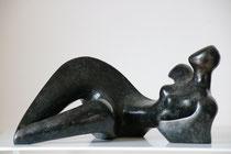 Anne Gaëlle Arnaud -bronze sculpture- art gallery, France-Biot-French riviera-