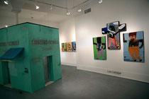 Lyle Carbajal-Romancing Banality-Solo show installation-Galerie d'art contemporain-Biot-Côte d'Azur-France