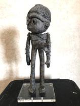 George- unique piece -bronze-Gabel gallery-World Art Dubai 2016 -french gallery- France-