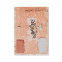 Rotbuche 1, 2013, 30 x 21 cm, printing ink on paper on wood