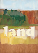 this land 3, 2010, 170 x 122 cm, oil on wood