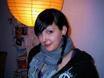 Annika an ihrem 19. Geburtstag im Februar