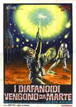 """1966: """"I Diafanoidi vengono da Marte"""" (dt. Titel: """"Tödliche Nebel"""")"""