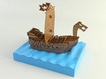 Das Schiff von Wickie