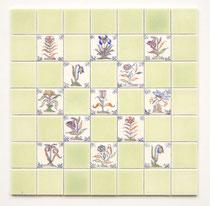 Delft Design Miniature Tiles
