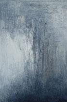 disappearing - desapareciendo  146 x 97 cm