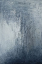 disappearing - desapareciendo  146 x 97 cm