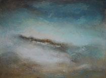 El silencio de la luz -the silence of the light     97 x 130 cm