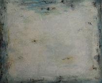 hidden memories - recuerdos ocultos - técnica mixta 100 x 81 cm