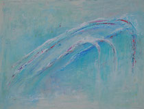 REFRESCANTE I    130 x 146 cm