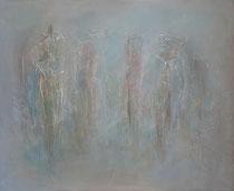 silhouette - silueta      81 x 100 cm