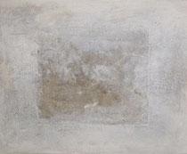 BLANCO SOBRE BLANCO               38 x 46 cm    - vendido / sold -