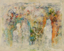 ENTRE COLORES                            81 x 100 cm      - vendido / sold -
