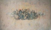 FORMACIONES              89 x 146 cm                        - vendido / sold -