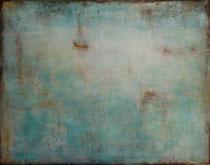 veiled - velado - técnica mixta 114  x 146 cm     - vendido/sold